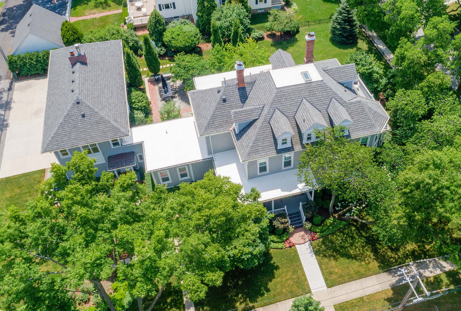 307 South Lincoln, Hinsdale, Illinois, 60521