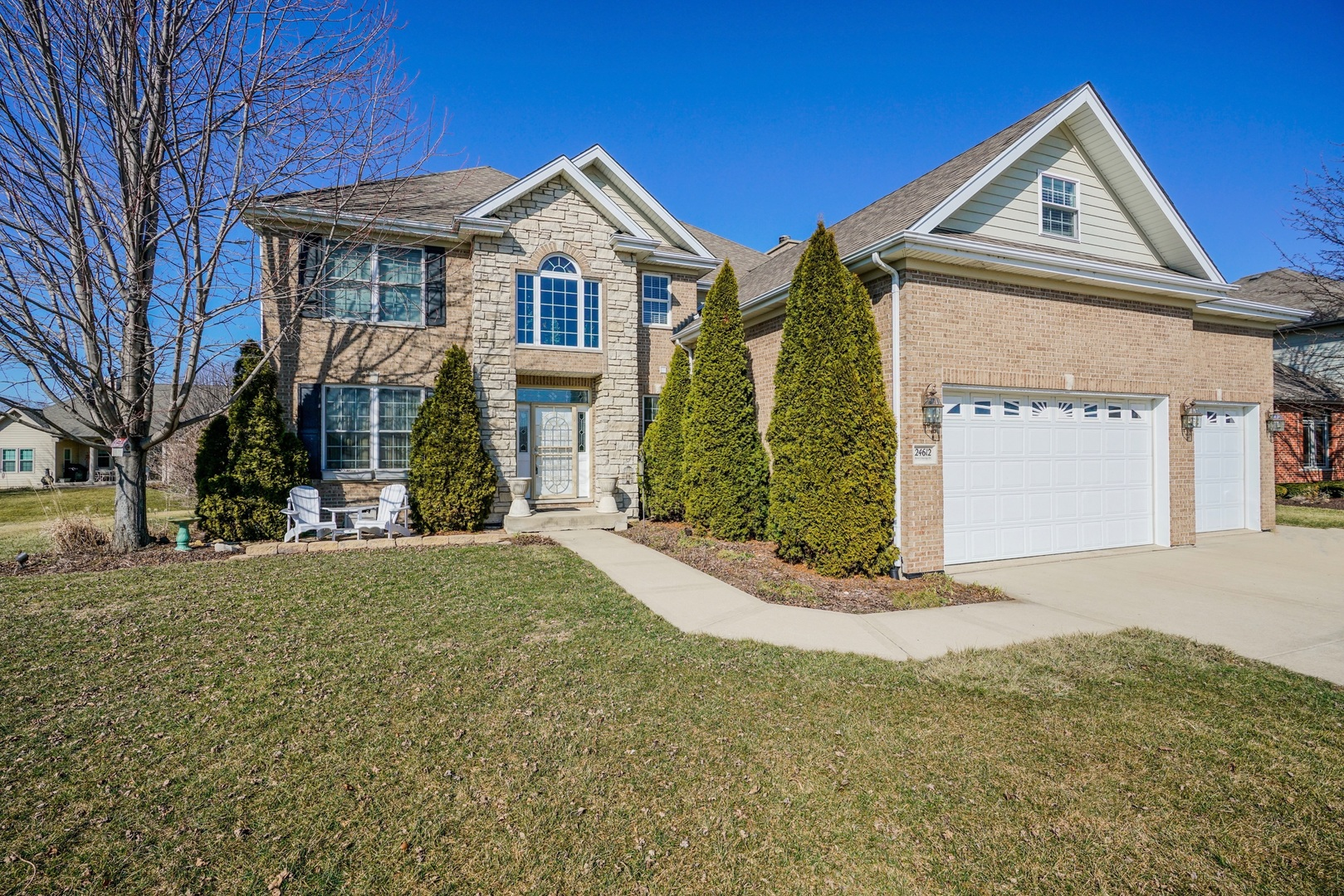 Property for sale at 24612 River Crossing Drive, Shorewood,  IL 60404