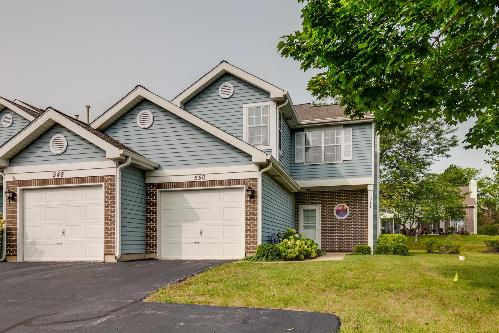 550 Woodhaven Drive, Unit 550, Mundelein, Il 60060