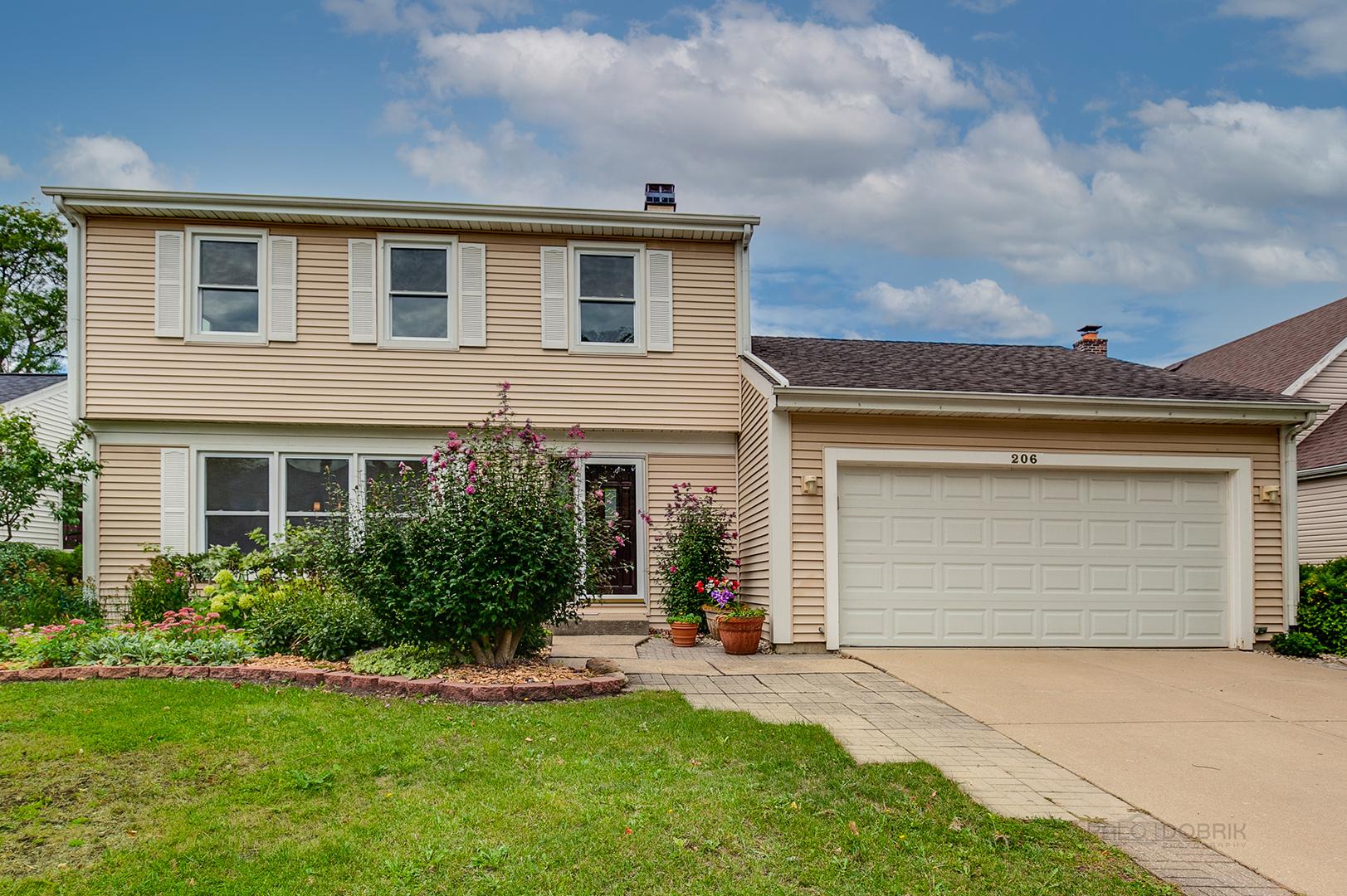 206 Knollwood Street, Vernon Hills, Il 60061