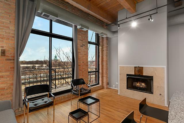 1250 West Van Buren 309, CHICAGO, Illinois, 60607