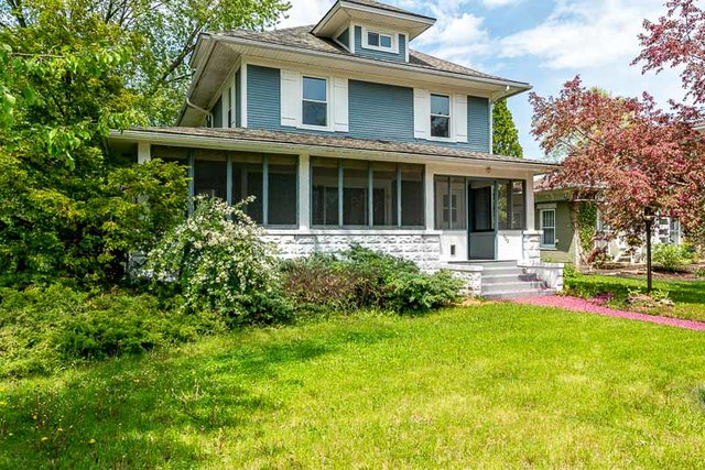 602 East State, CHERRY VALLEY, Illinois, 61016