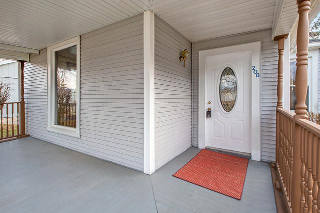 208 East WILSON, Peotone, Illinois, 60468