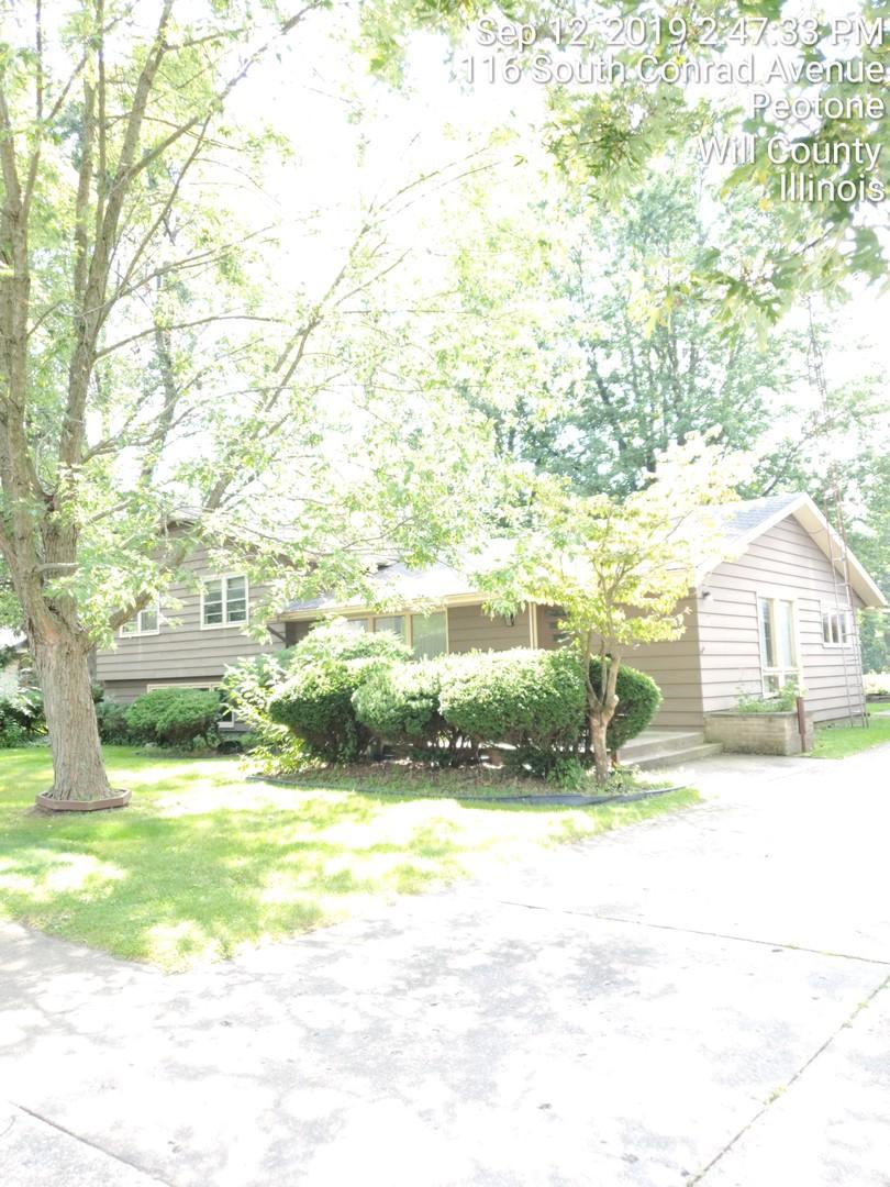 116 South Conrad, Peotone, Illinois, 60468