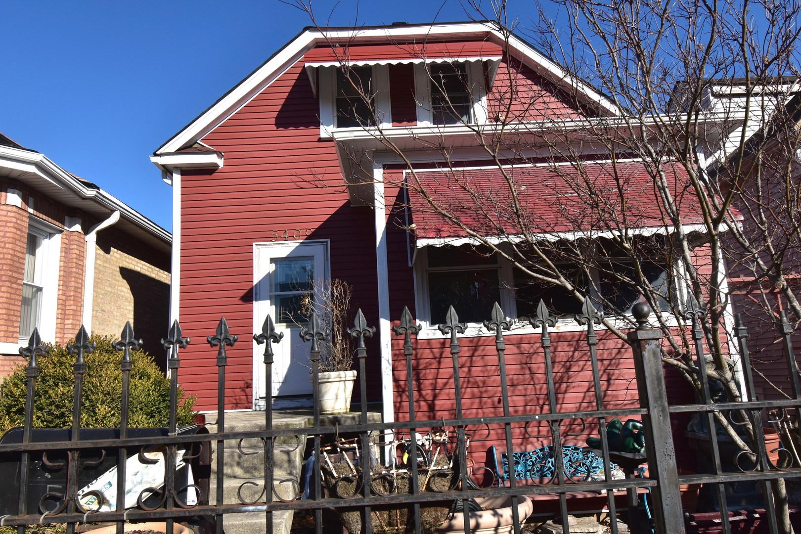 5409 S Richmond Exterior Photo