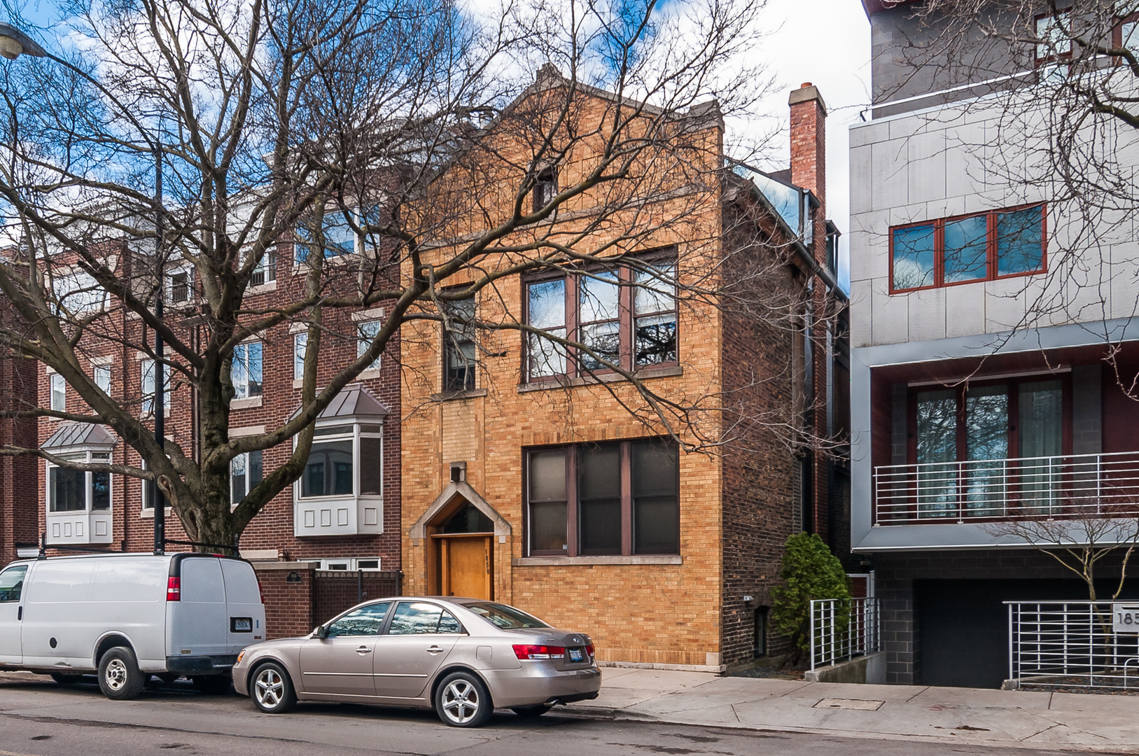 1850 N sedgwick Exterior Photo