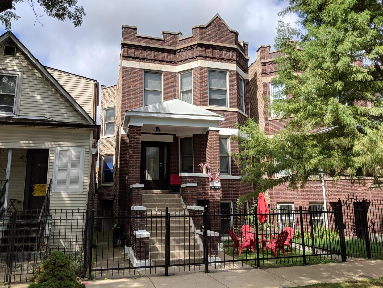 2842 North sacramento, Chicago, Illinois, 60618