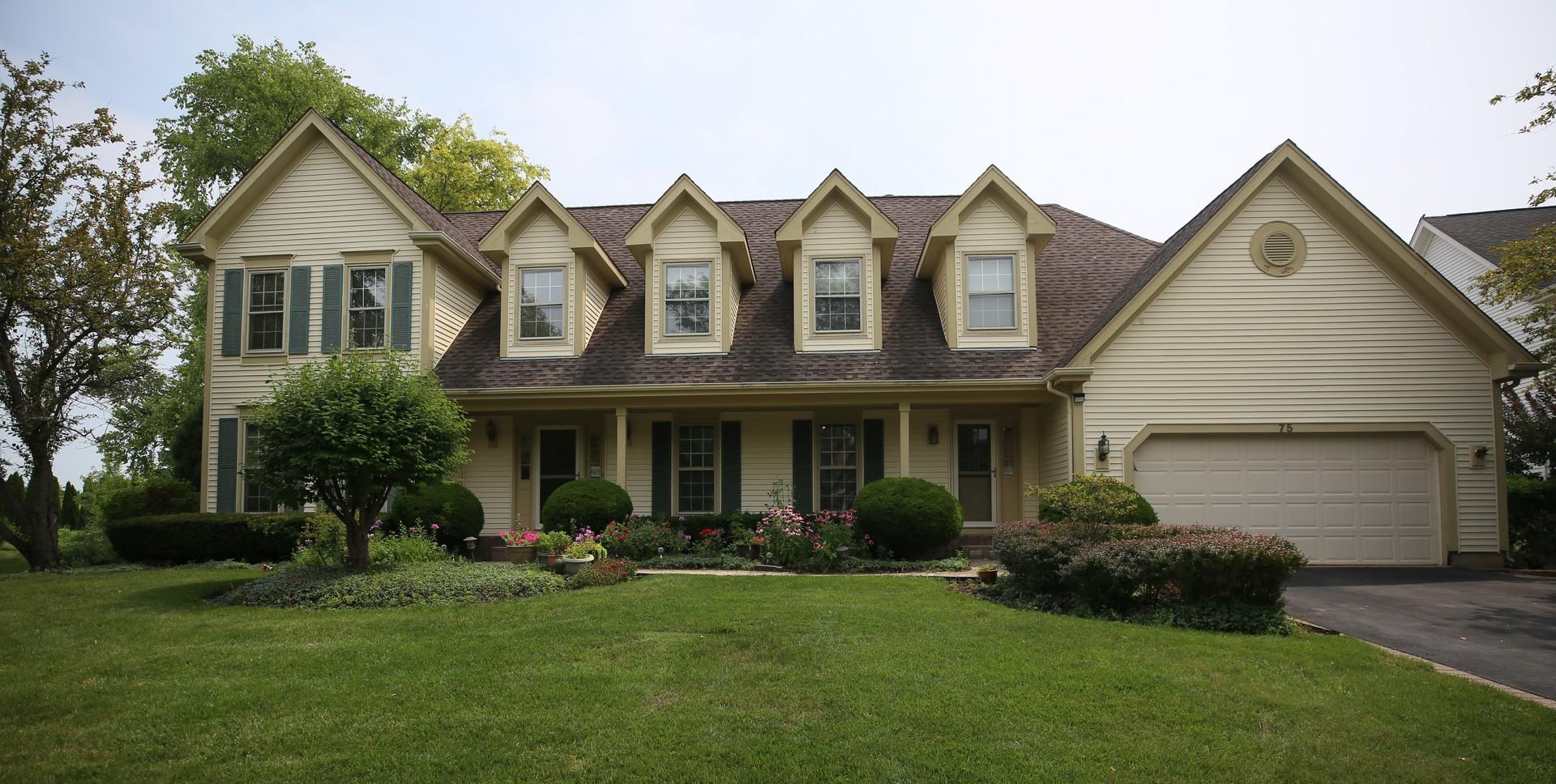 75 Brook Hill Lane, Vernon Hills, Il 60061