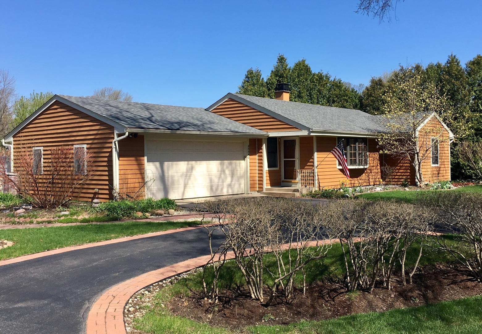 25580 West Glade Drive, Lake Villa, Illinois 60046