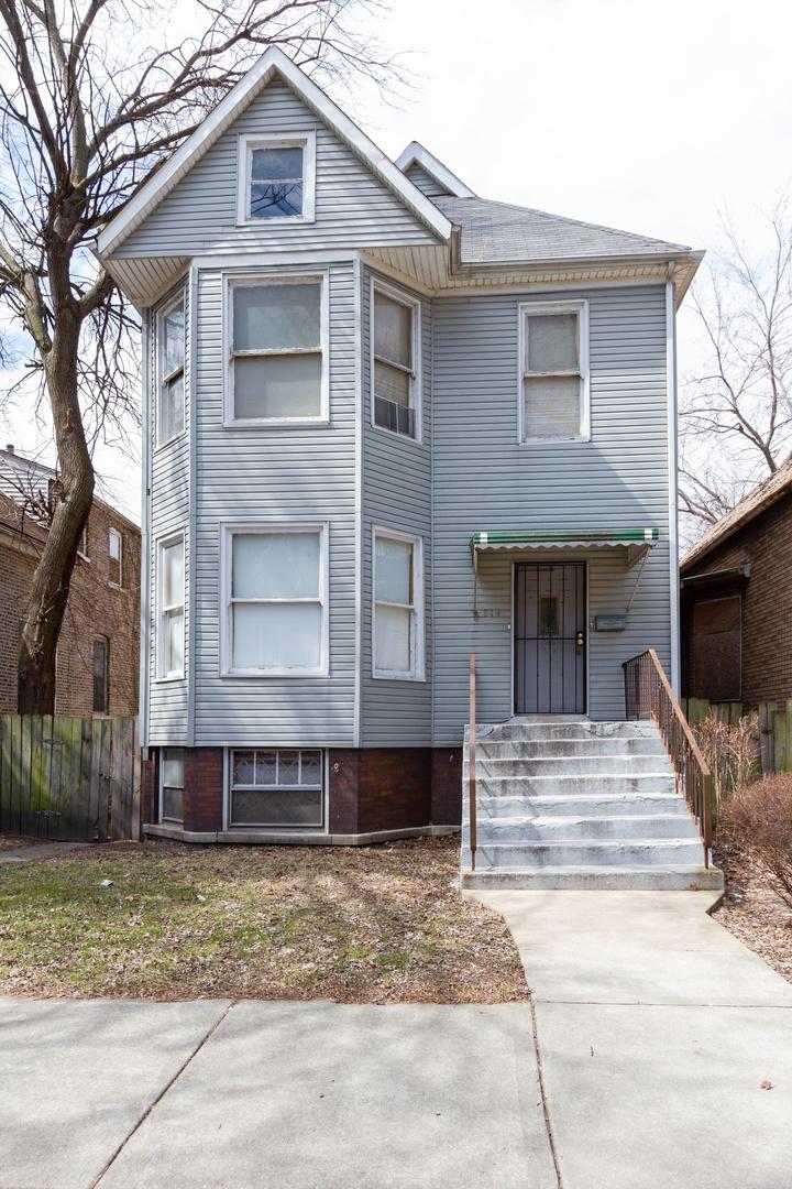 7814 South Ellis, CHICAGO, Illinois, 60619