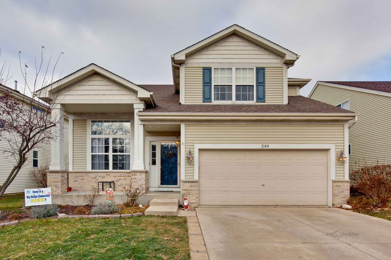 244 South Cornerstone Drive, Volo, Illinois 60020