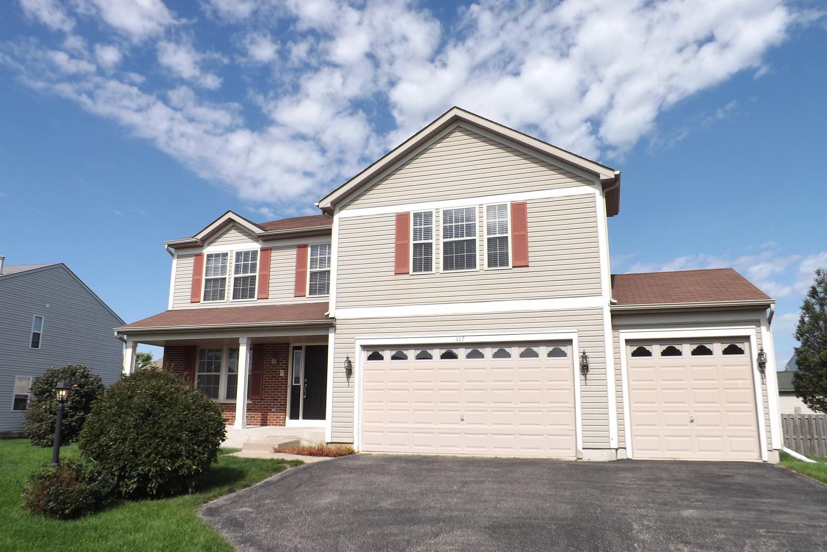 117 Evergreen, Kirkland, Illinois, 60146