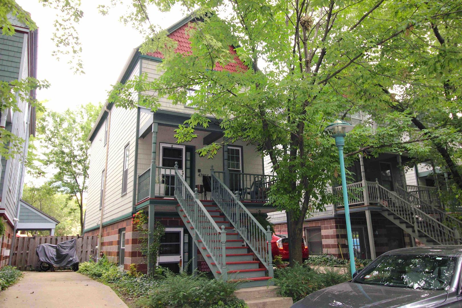 4701 S Woodlawn Exterior Photo