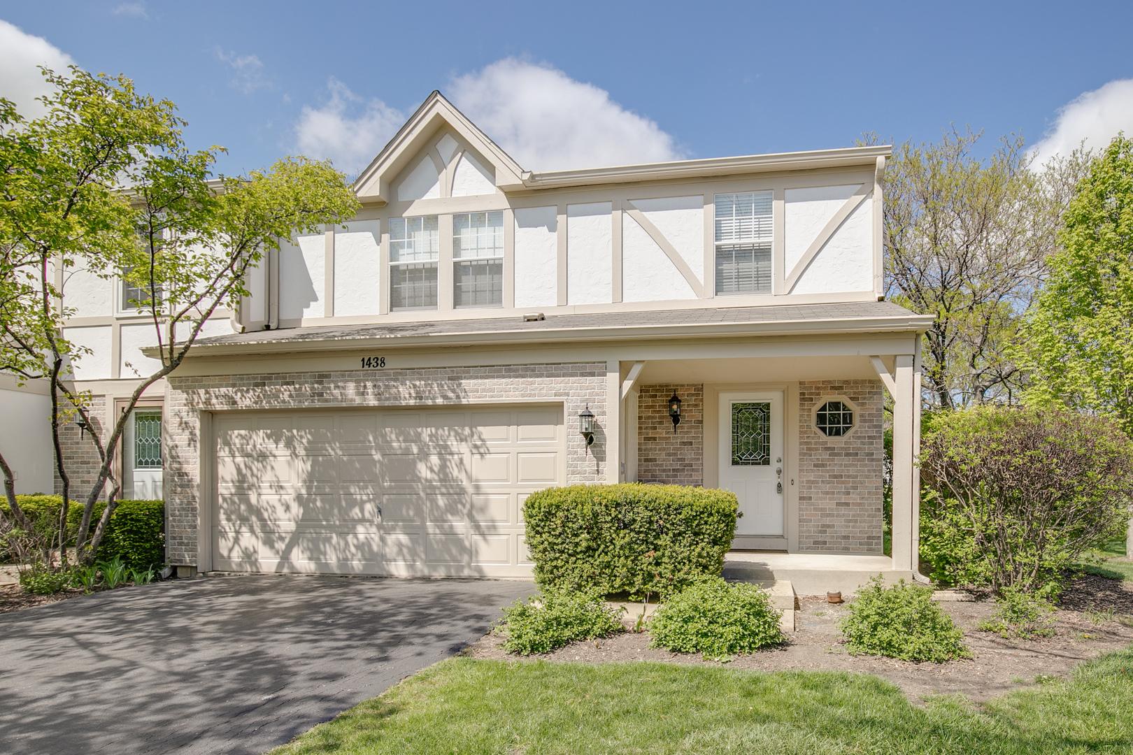 1438 W Sapphire Drive, Hoffman Estates, Il 60192