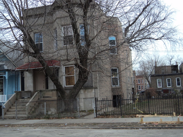 6333 South Racine, Chicago, Illinois, 60636