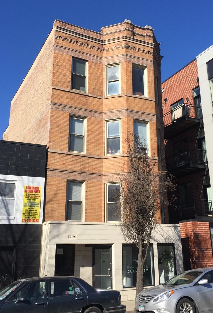 3046 W Armitage Avenue, Chicago, IL 60647