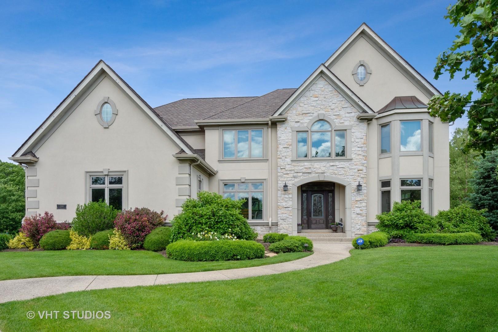 21514 West Hummingbird Court, Kildeer, Illinois 60047