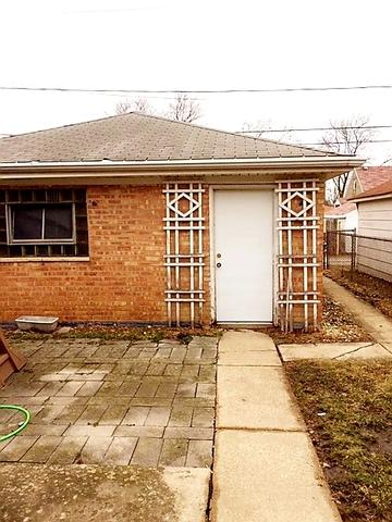 29 West 141st, Riverdale, Illinois, 60827