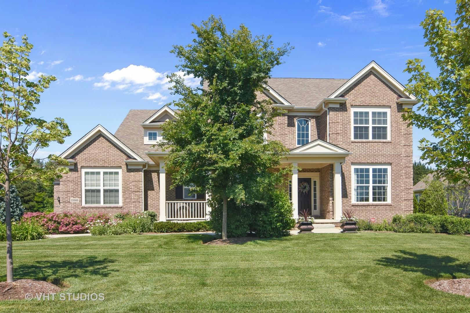 23585 North Sanctuary Club Drive, Kildeer, Illinois 60047