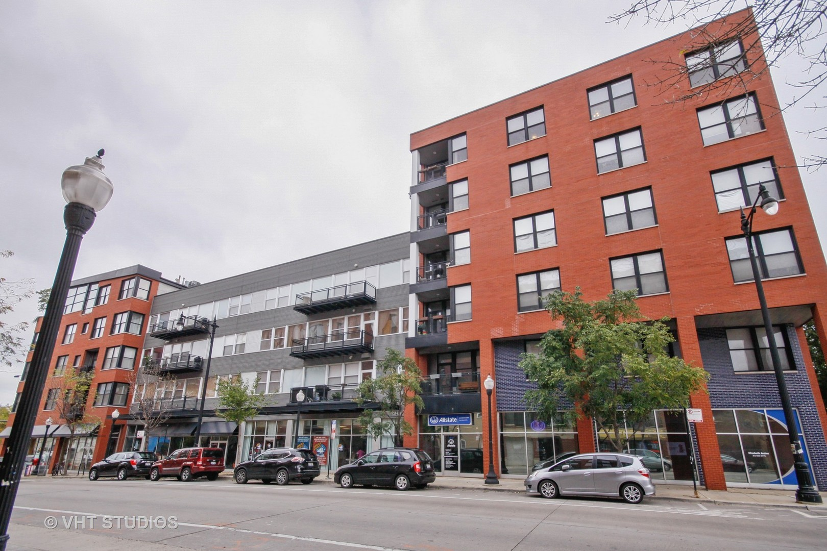 1601 S Halsted Exterior Photo