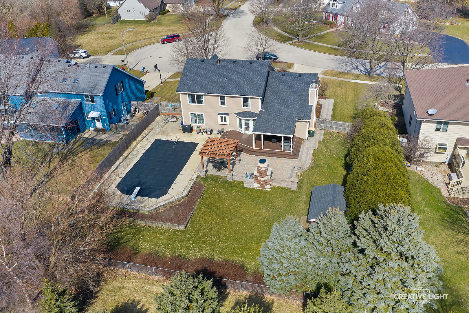 37 ROBERT, Oswego, Illinois, 60543