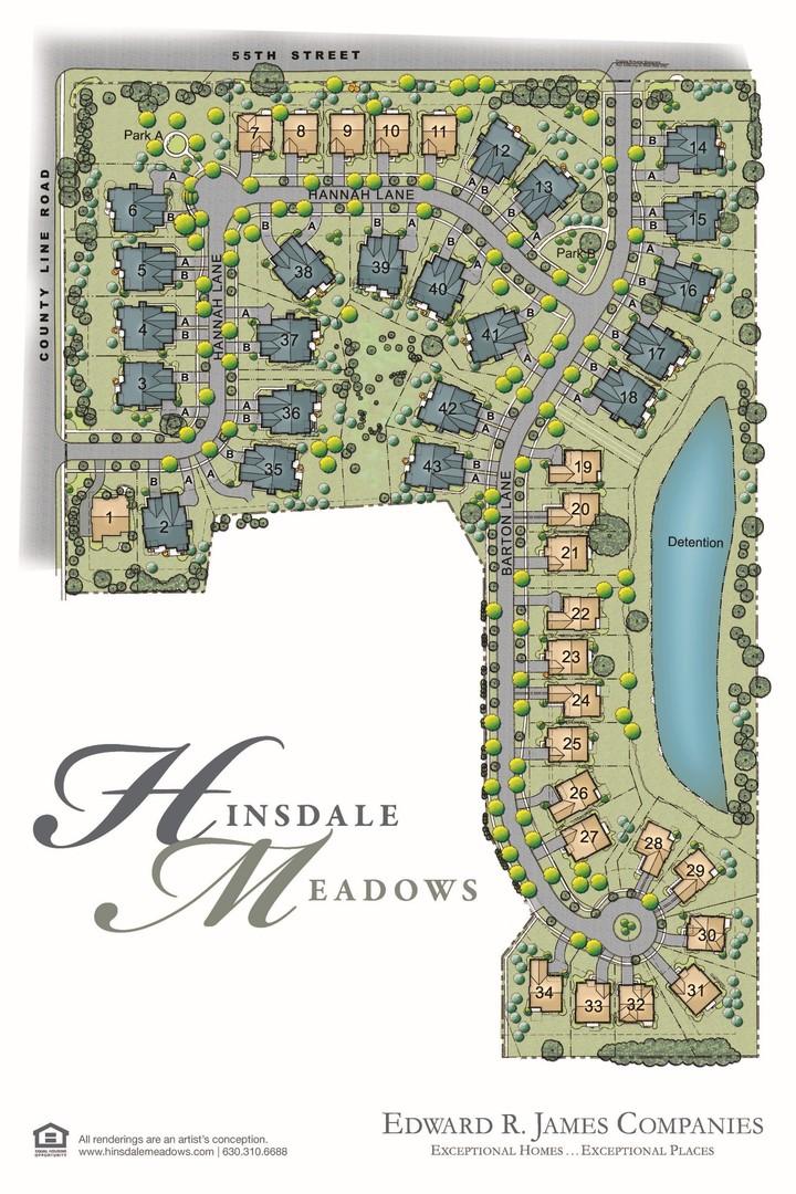 5537 Barton, Hinsdale, Illinois, 60521