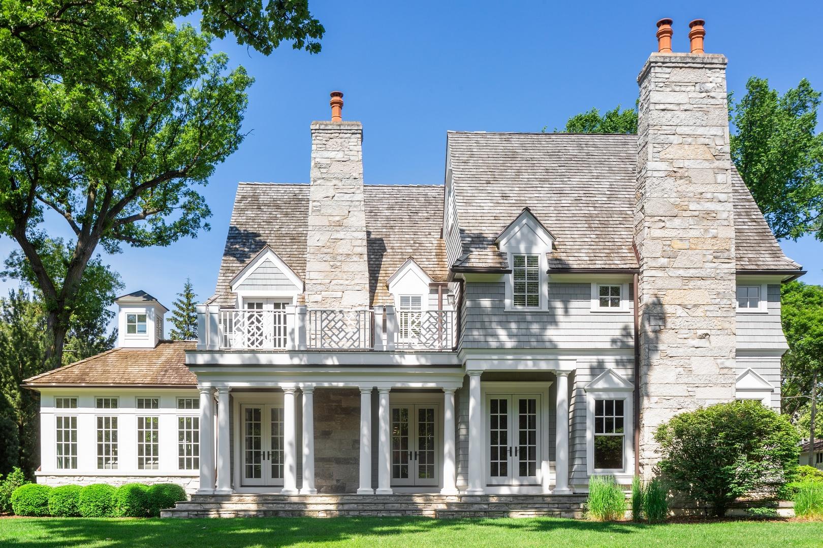 318 Hillcrest, Hinsdale, Illinois, 60521