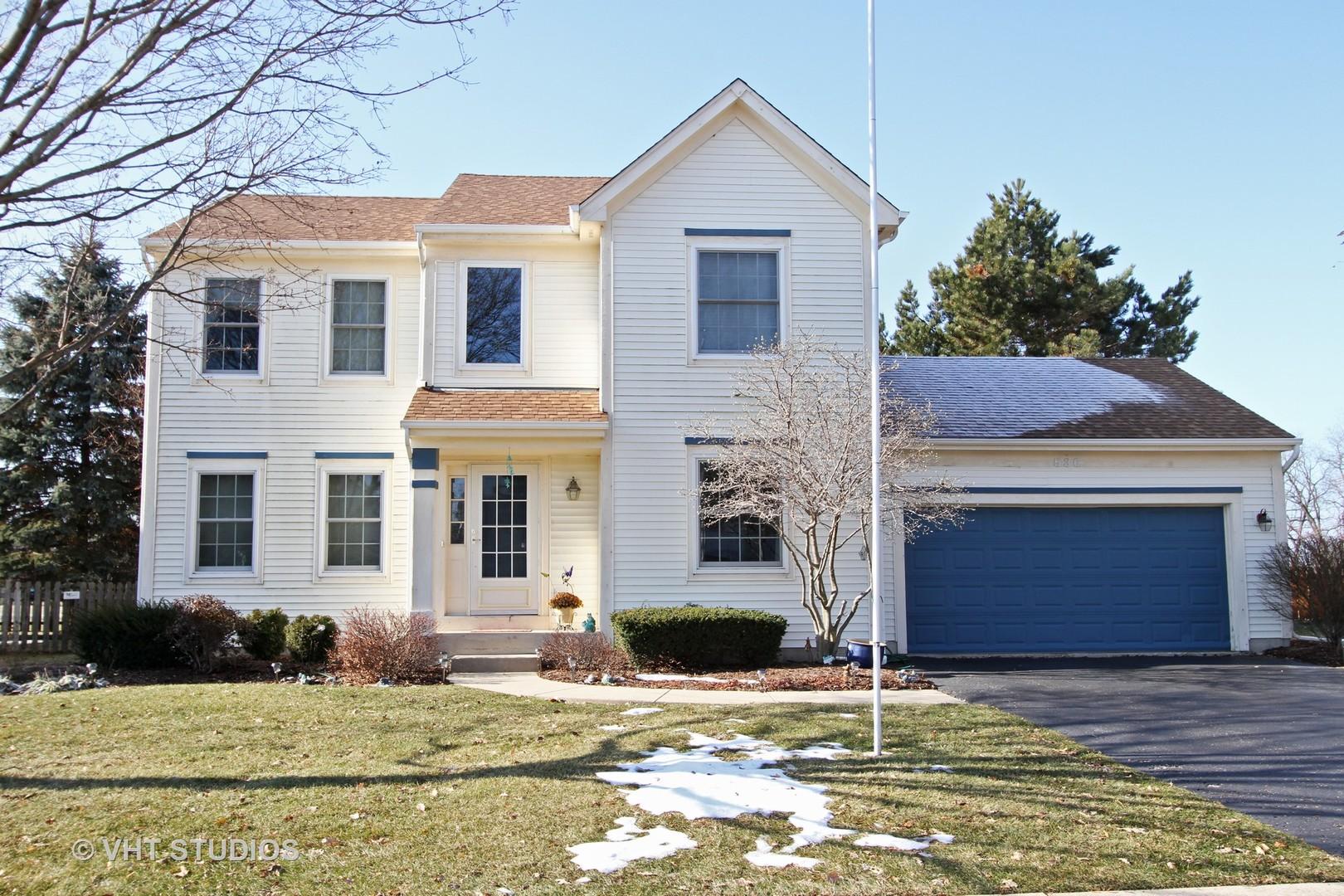 536 Charlton Court, Lake Villa, Illinois 60046