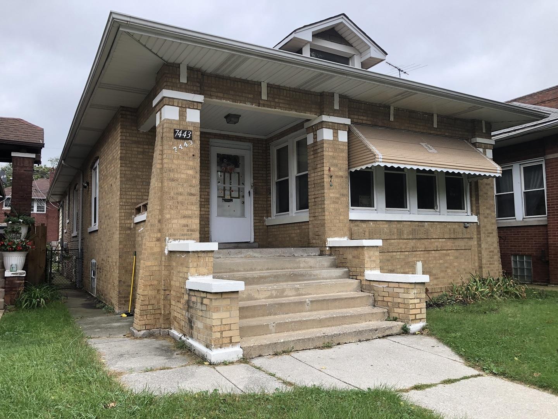 7443 South Bennett, CHICAGO, Illinois, 60649