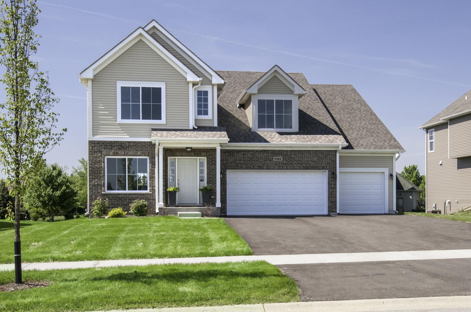 1195  Beed,  Elburn, Illinois