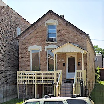 3546 S Parnell Exterior Photo