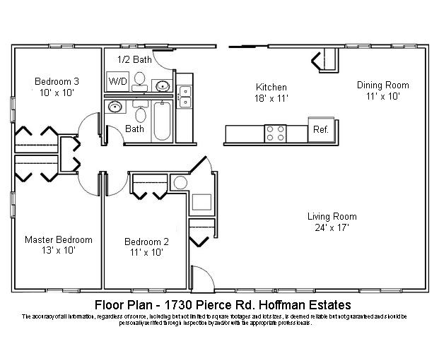 1730 Pierce, HOFFMAN ESTATES, Illinois, 60169