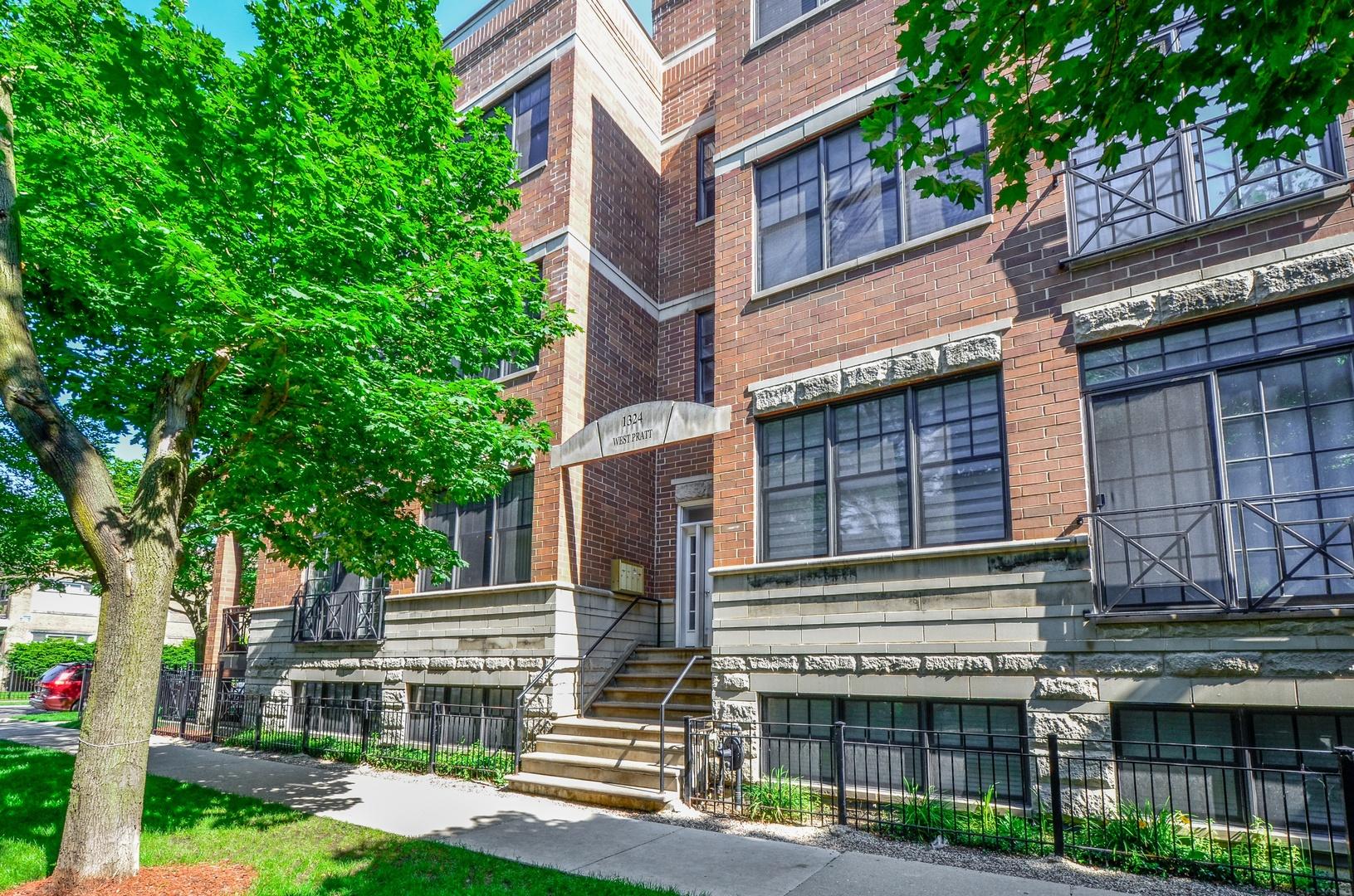 1324 W Pratt Exterior Photo