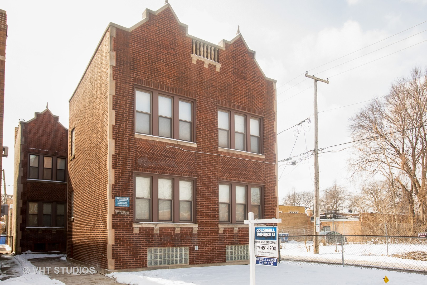 1615 East 85th, Chicago, Illinois, 60617