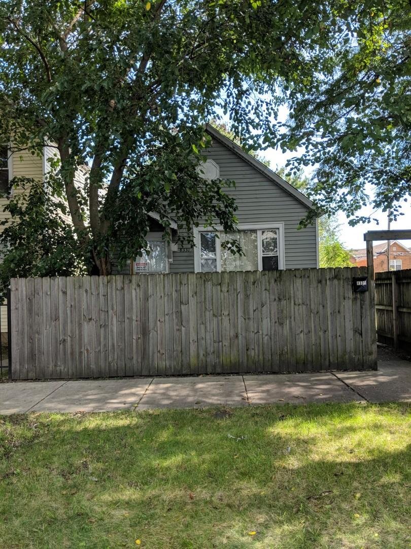 8331 S Buffalo Exterior Photo