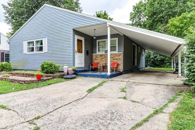 1205 West John, Champaign, Illinois, 61821