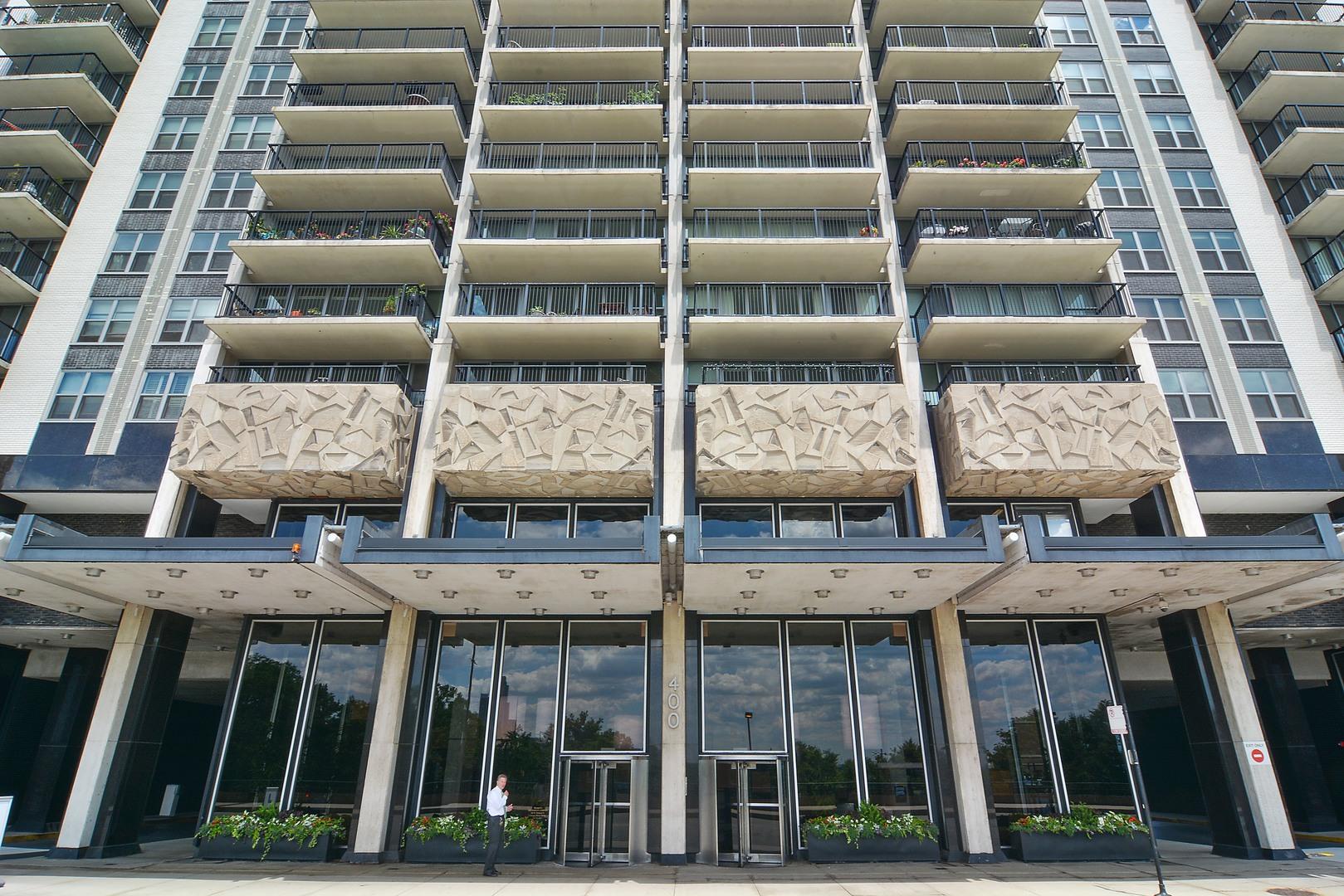 400 E Randolph Exterior Photo