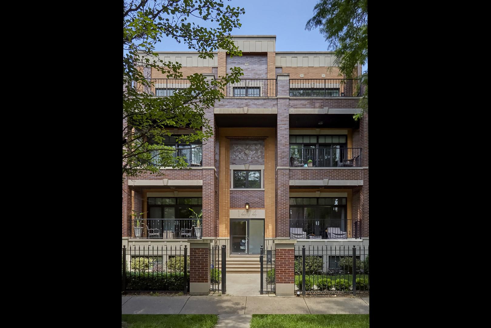 1474 Byron Unit Unit ph ,Chicago, Illinois 60613