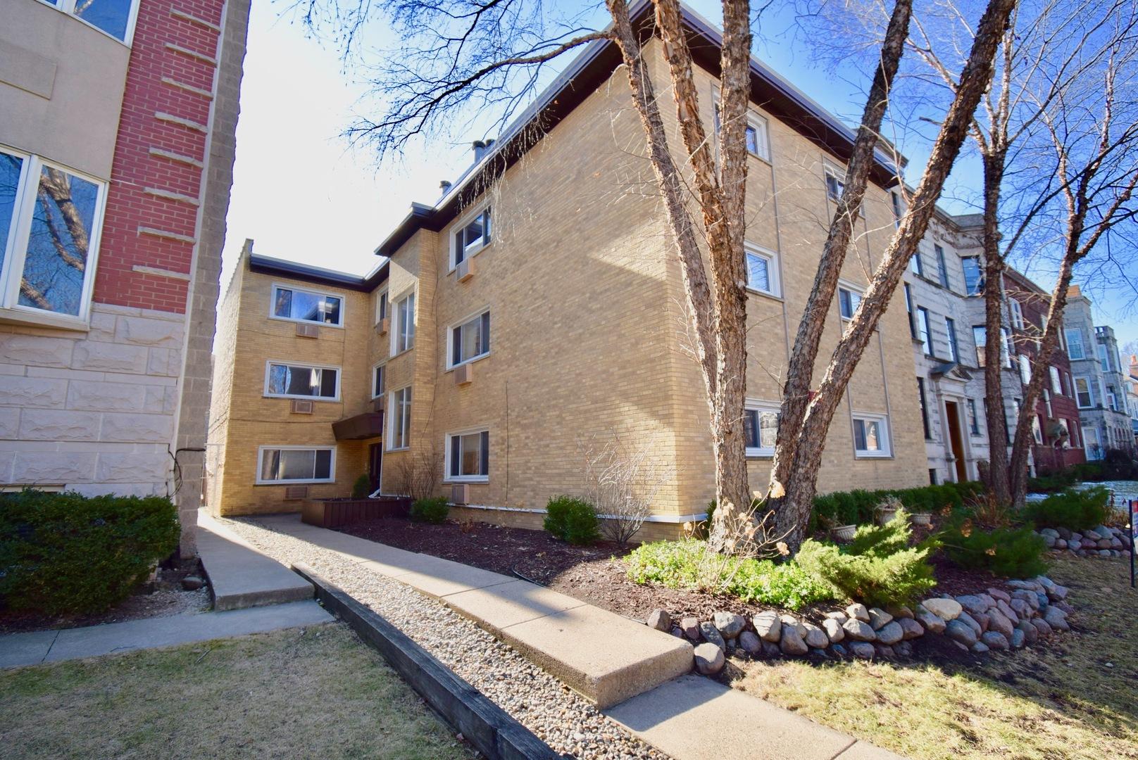 1439 Belle Plaine Unit Unit 1 ,Chicago, Illinois 60613