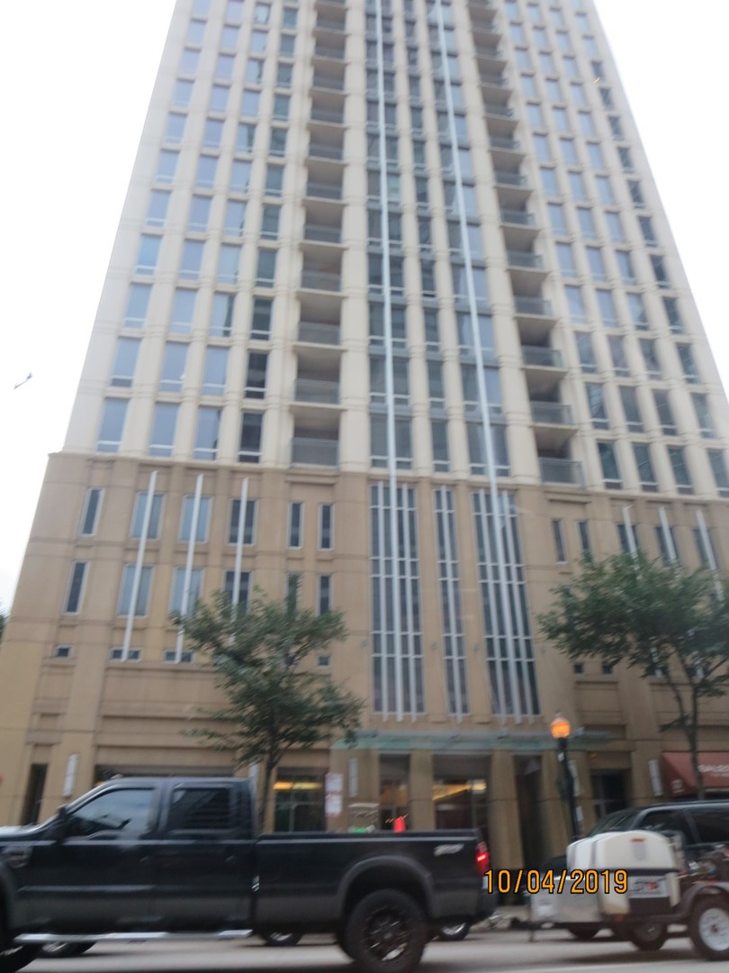 Prime 2nd floor heated garage parking space in Michigan Ave. Tower. Space #275, 8x19. Perfect South Loop location close to coffee shops, great restaurants, and the lakefront. FOR FASTER RESPONSE PLEASE USE SELLERS CONTRACT, ADDENDUM AND DISCLOSURES UNDER DOCUMENTS  ** There is no renting the first 24 months of ownership. This restriction applies to both condo units and parking spaces. After 24 months, the minimum lease term is six months.