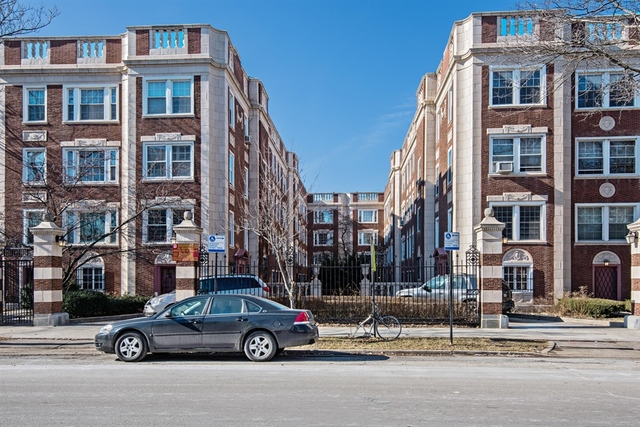 4910 Drexel Unit Unit 1w ,Chicago, Illinois 60615