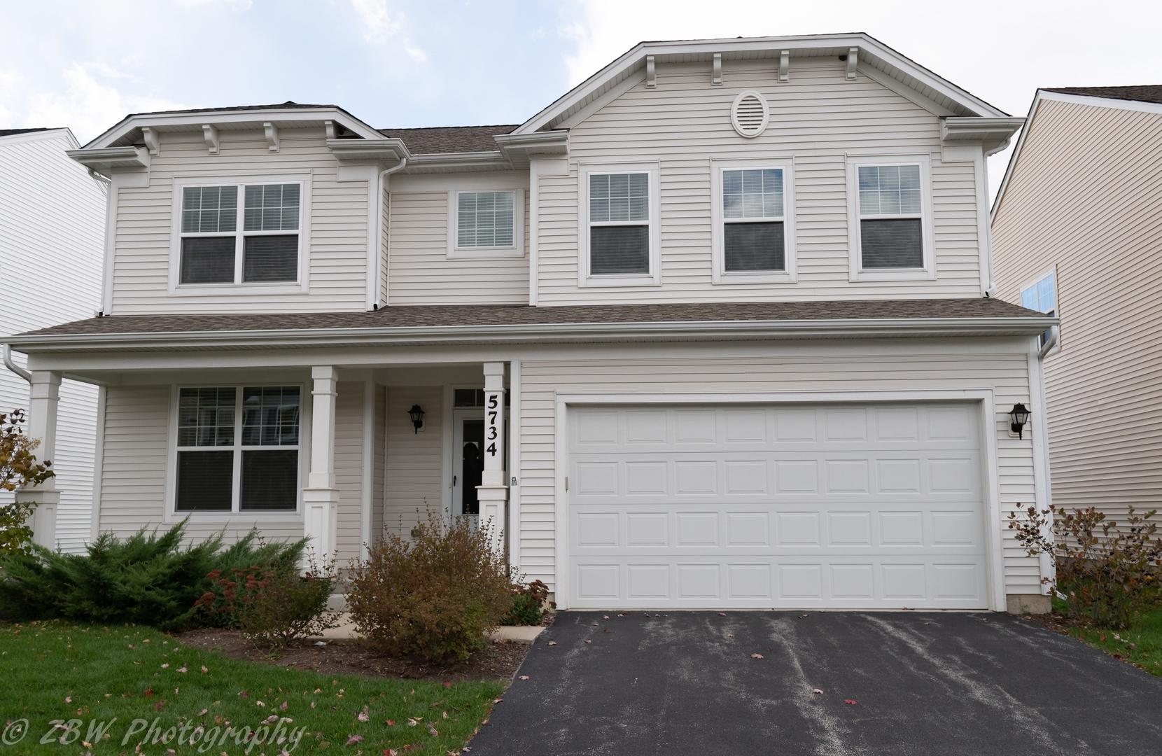 5734 Oak Ridge ,Lisle, Illinois 60532