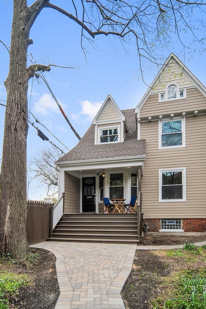 5228 South Kenwood Avenue, Chicago-Hyde Park, IL 60615