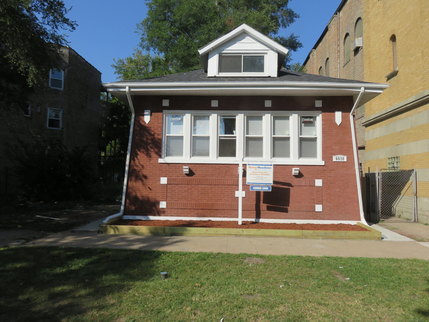 6038 SOUTH CHAMPLAIN AVENUE, CHICAGO, IL 60637
