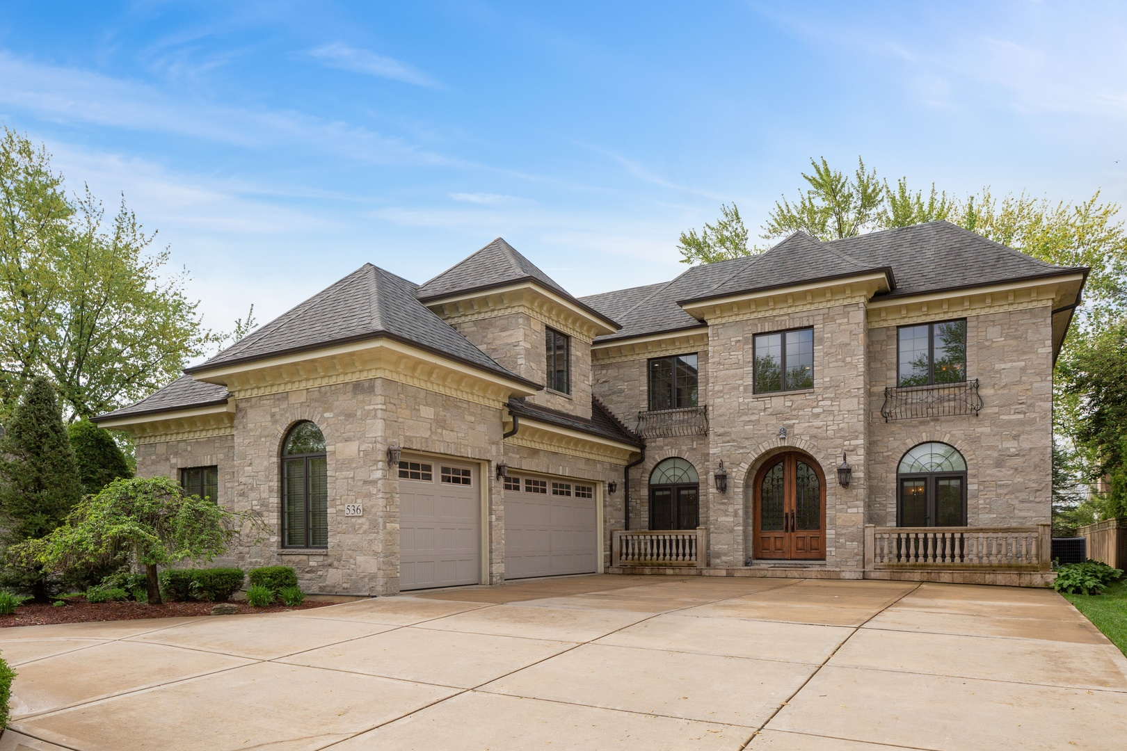 536 WEST 58TH STREET, HINSDALE, IL 60521