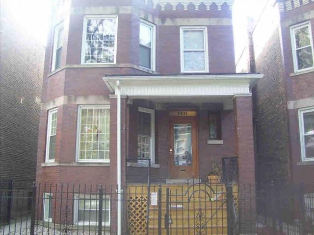 3431 Lyndale ,Chicago, Illinois 60647