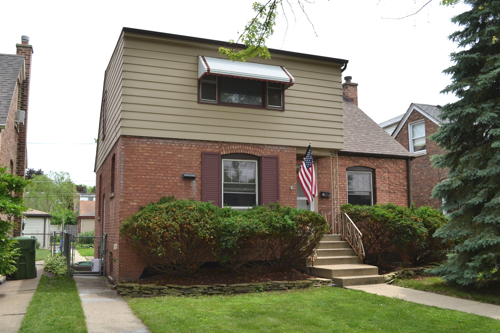 Photo of 10009 South TRUMBULL Avenue EVERGREEN PARK IL 60805