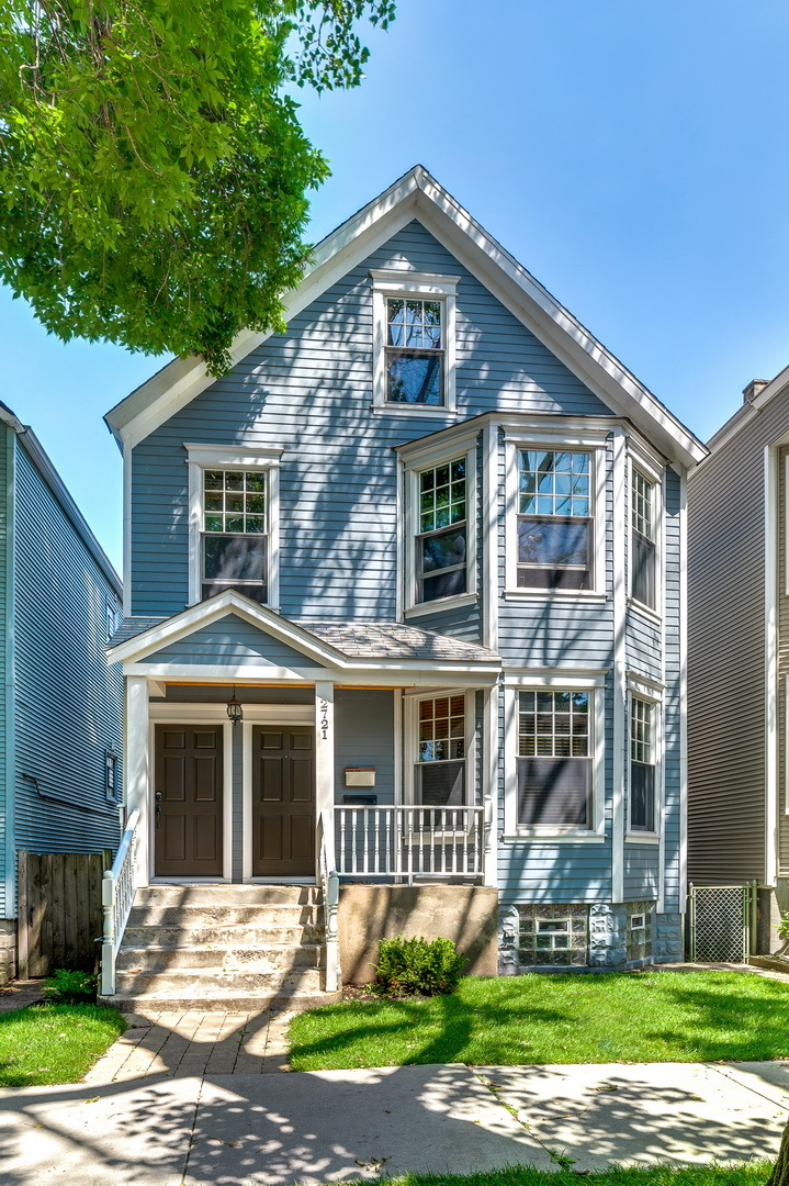 2721 N MARSHFIELD Avenue, CHICAGO, Illinois 60614