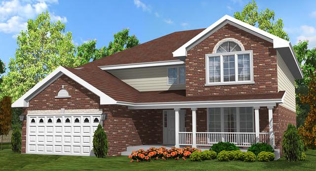 $452,900 - 4Br/3Ba -  for Sale in Armitage Pointe, Addison