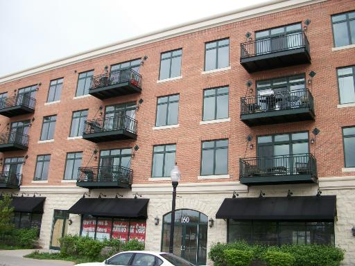 160 S River St Unit 412, Aurora IL 60506